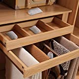 Homode Cedar Blocks for Clothes Storage, Natural