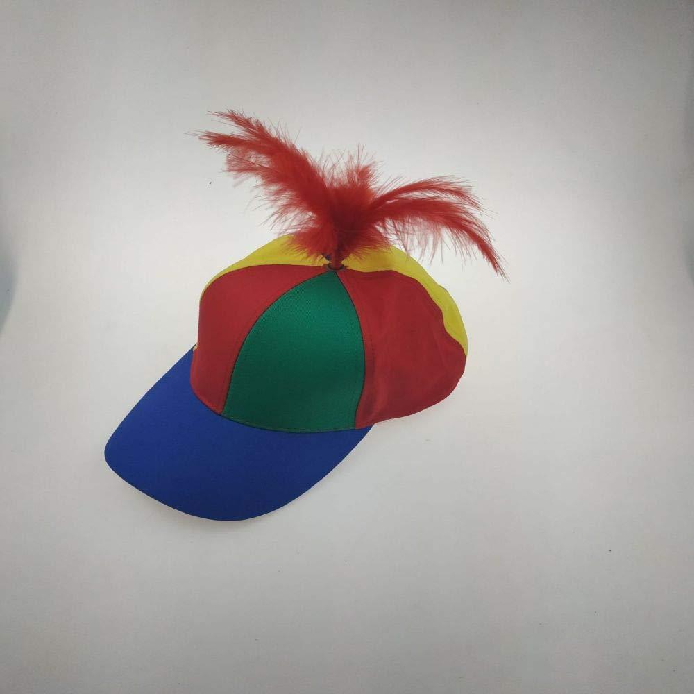 sdssup Pluma Gorra de béisbol niño Padre-Hijo Juguete Personalidad ...