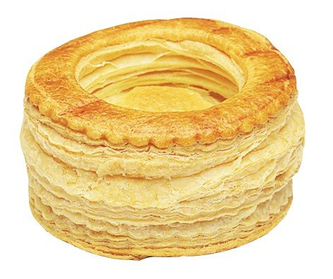 Neutral Margarine Vol-au-vent, 3.26