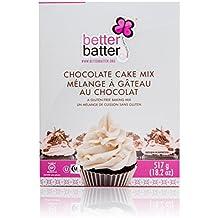 Better Batter Gluten-Free Chocolate Cake Mix - Kosher, Vegan, 18.25oz