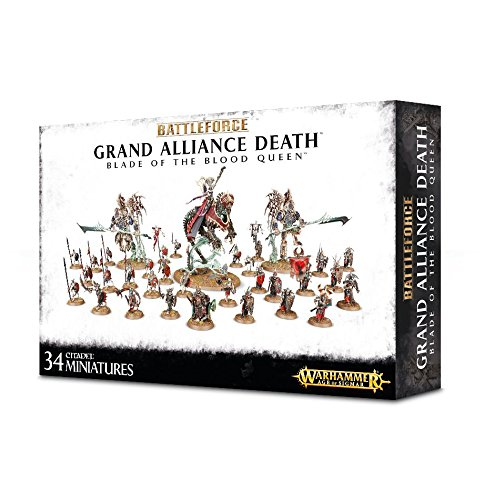 Battleforce: Grand Alliance Death Blade of the Blood Queen Warhammer Age of Sigmar