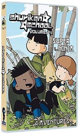 Shuriken School - Vol. 3/6 : Super Ninja Francia DVD: Amazon ...