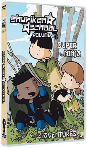 Shuriken School - Vol. 3/6 : Super Ninja