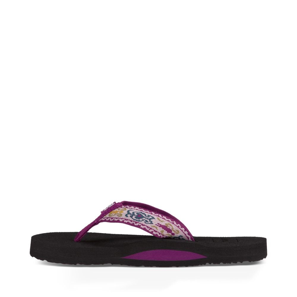 Teva Women's Mush II Flip-Flop - 4198-VSBC < Sport Sandals & Slides <  Clothing, Shoes & Jewelry - TIBS