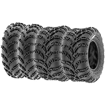 Tubeless SunF A028 Off-Road /& Turf ATV UTV Cart Tire 23x7-10 6-PR