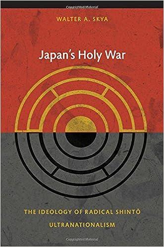 Japan's Holy War