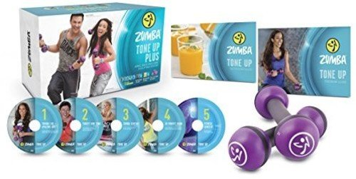 Step Pump Cardio - Zumba Fitness Tone Up DVD System