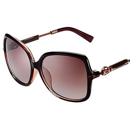 8163d703ad Xiao Mi Guo Ji Sunglasses - Polarized, UV-Resistant, Stylish Large Frame,