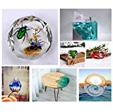Epoxy-Resin-Kit for Jewelry, Art, Resin Craft,Fast
