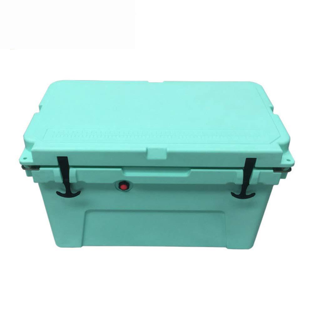Ambiguity Kühlboxen,Essen Isolation Box Rolling Kunststoff Kühlschrank