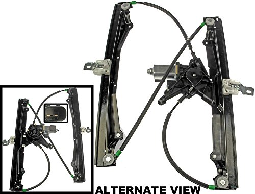 APDTY 852925 Power Window Motor Regulator Assembly Fits Front Right 2002-2010 Ford Explorer XLT XLS Eddie Bauer or Mercury Mountaineer 2007-2010 Ford Explorer Sport Trac (Ford Explorer Front Window Regulator)