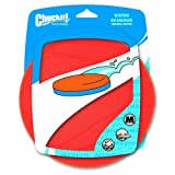 Chuckit Water Skimmer Flying Disc for Dogs, Medium by Chuck It