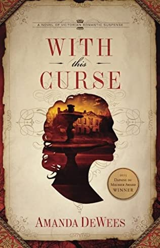 book cover of With This Curse