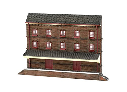 Bachmann Industries N Scale False Front Resin Building Th...