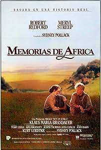 Memorias De África [Blu-ray]