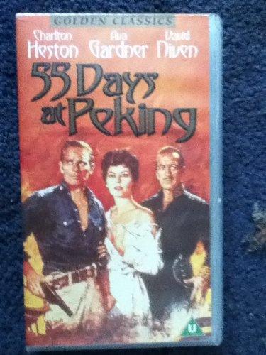 55 Days at Peking (Import PAL) [VHS]