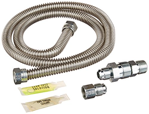 General Electric PM15X104 Universal Gas Dryer Install Kit, 48-Inches