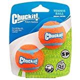 Chuckit! Tennis Ball Dog Toy, Medium, 2 Count, 24 Pack For Sale