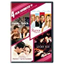 4 Film Favorites: Romances (Lucky You, Music and Lyrics, Rumor Has It, Sweet November)