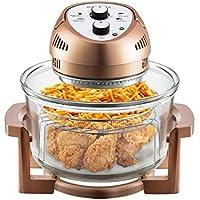 Big Boss 16 Quart 1300 Watt Oil-Less Air Fryer (Multi Colors)