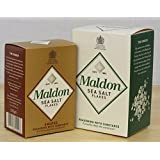 Maldon Sea Salt & Smoked Sea Salt Duo Pack