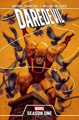 Price comparison product image Daredevil Season One Hardback Graphic Novel - Marvel Comics - Brand-New UNCIRCULATED Book Still In Shrink Wrap