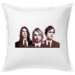 Nirvana Funny Cojín/Cushion & Pillow