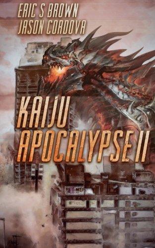 book cover of Kaiju Apocalypse II