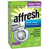 Affresh Washer Machine Cleaner, Special 4 Pack ( 20 Tablets Total )