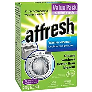 Amazon Com Affresh Washer Cleaner Works Better Than