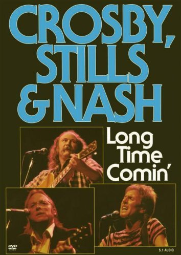 Crosby, Stills & Nash - Long Time Comin' -
