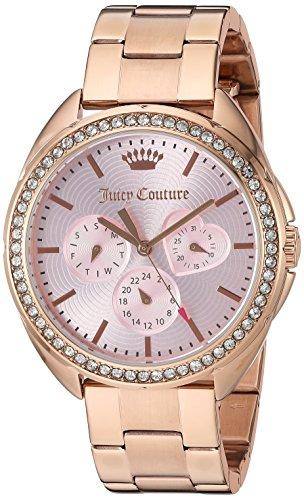 Juicy Couture Women's 'Capri' Quartz Gold Quartz Watch(Model: 1901480) ()