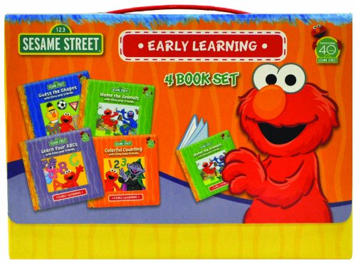 Flying Fun Set - Sesame Street Early Learning Boxed Set