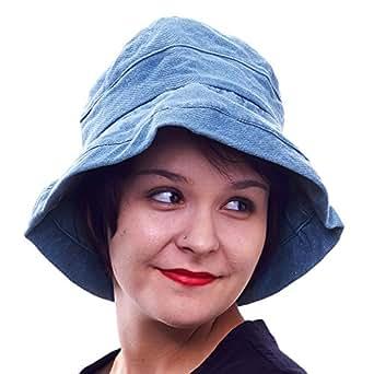 Denim Bucket Hat Wonder for Ladies at Amazon Men's ...