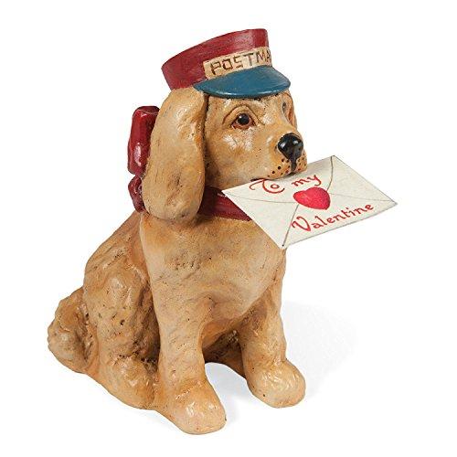 Bethany Lowe Valentine Puppy Love (Valentine Figurines)