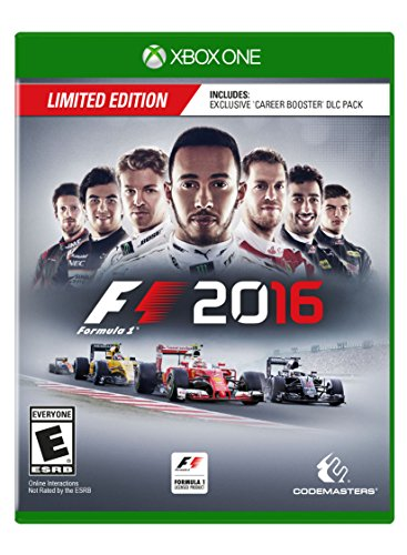 F1 2016 - Xbox One - Men Gifts F1 For
