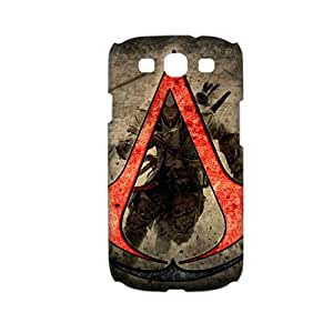 Generic For Galaxy S3 Print With Assassins Creed Hard Plastic Phone Case Choose Design 1-2