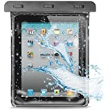 Aeontop Custodia impermeabile waterproof per iPad 2/3/4/5, Nero