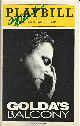 Tovah Feldshuh signed Golda's Balcony ()