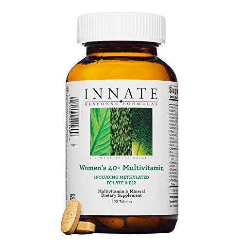 INNATE Response Formulas - Women's 40+ Multi, 120 Tablets
