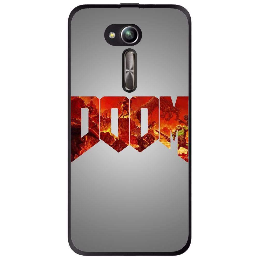 Amazon.com: Silicone Case Doom Asus Zenfone Go Zb500kl
