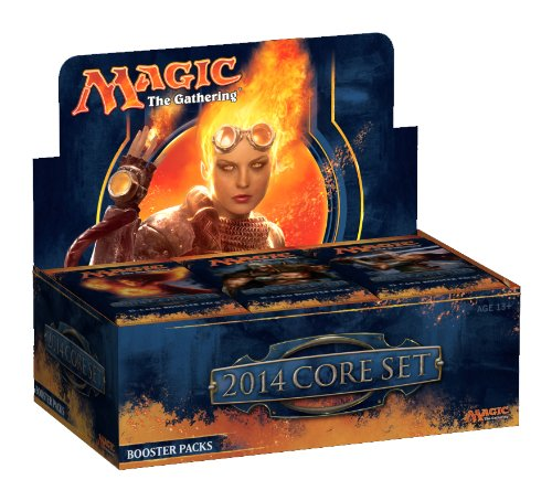 MTG Magic the Gathering M14 Magic 2014 Sealed Booster Box (36 - Box 36ct Booster