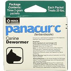 Panacur Canine Dewormer 2 gram