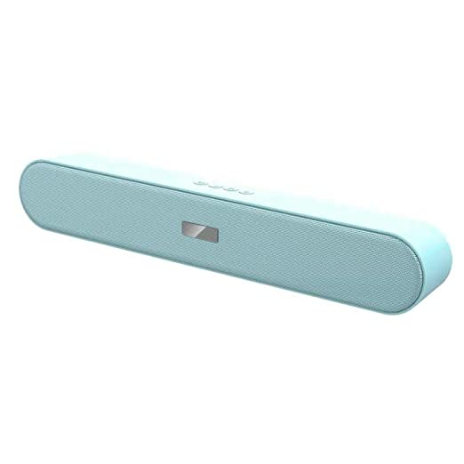 SHWYX Altavoz Bluetooth inalámbrico con micrófono AUX FM ...