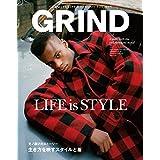 GRIND 2017年11月号 小さい表紙画像