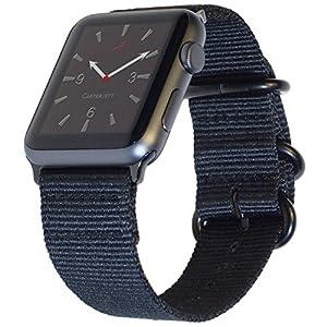 Amazon.com: Apple Watch Band 42mm NYLON NATO iWatch Band