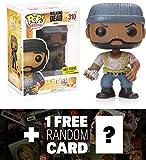 Tyreese (Hot Topic Exclusive): Funko POP! x Walking Dead Vinyl Figure + 1 FREE Official Walking Dead Trading Card Bundle (061197)