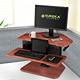 "Eureka Ergonomic 28"" Height Adjustable Sit-Stand"