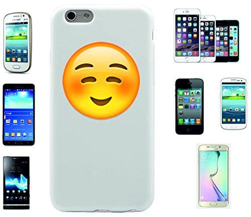 """Smartphone Case Apple IPhone 7+ Plus """"(Weißes) lächelndes Gesicht"""", der wohl schönste Smartphone Schutz aller Zeiten."""