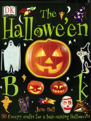 The Halloween Book by Jane Bull (Halloween 1517)